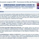 Documento congiunto AIFI – Commissioni di Albo dei Fisioterapisti